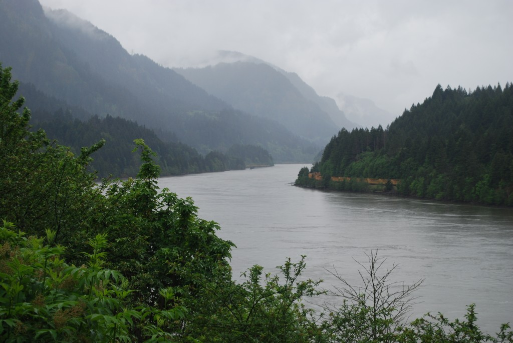 Columbia River, Washington and Oregon
